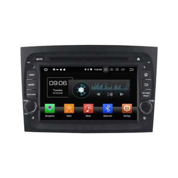 Head units with android 8.0 systems Doblo