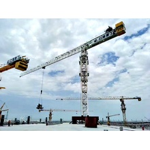 QTZ250-7030-16T Tower crane of high rise building