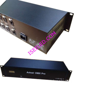 Real Time Control DMX Lighting Artnet Converter