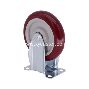 5 Inch Medium duty  PVC Caster Wheel