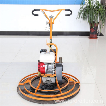 30 inch Blade Hand Held Power Trowel Machine For Concrete Finishing