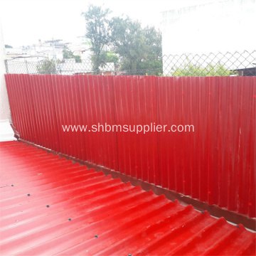 MGO Anti-corosion Insulated Roof Sheet