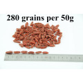 Ningxia zhongning dried goji berries with low price