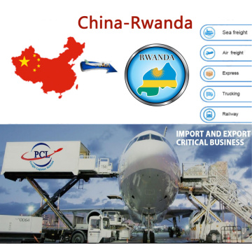 Computer accessories move from CHN to Rwanda