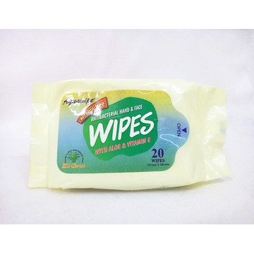 Antibacterial Premium Wet Wipes Biodegradable  Baby Wipes