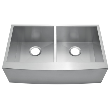 Handmade stainless steel 304 kitchen undermount apron sink