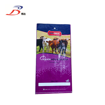 50kg Poly Woven cattle feed sack