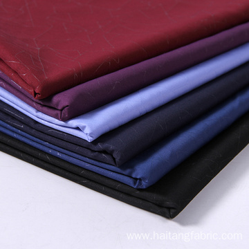 Embossing Microfiber fabric Suitable Polyester Clothing Soft
