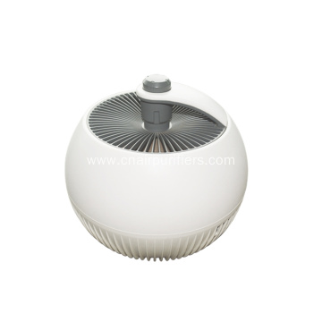 Desktop Room Air Cleaner With Composite Filter