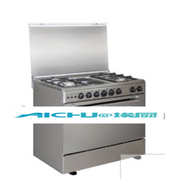 4  Burners Free Standing Electric Oven