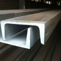 304 stainless steel channel 150 x 75