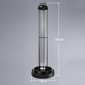 UV disinfection table lamp