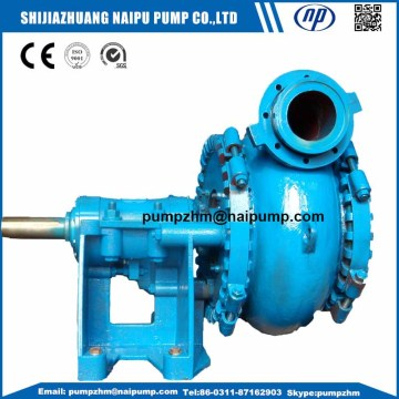 horizontal gravel  slurry pumps