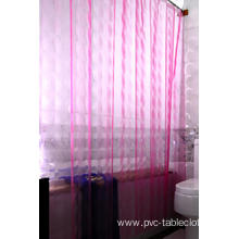 3D EVA Water Cube Design Shower Curtain