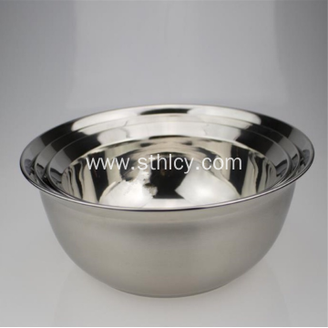 Large Capacity Stainless Steel Soup Basin High Quality