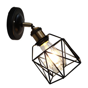 Adjustable Industrial Wall Sconce Vintage Wall Lamp