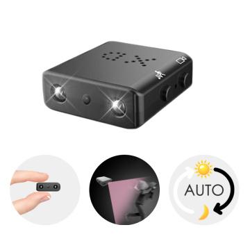 XD IR-CUT Mini Camera HD 1080P Mini Camcorder Night Vision Infrared Micro Camera Motion Detection Video Recorder DV Cam sq11