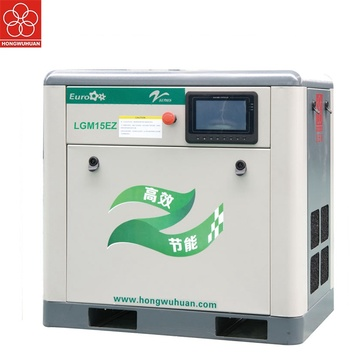 Top 15kw vsd screw air compressor for sale