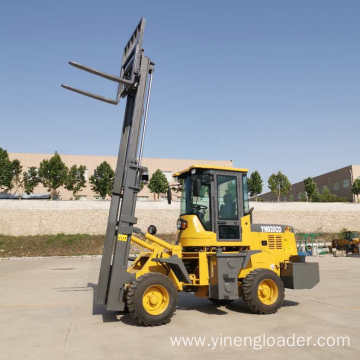 2 ton Off-road forklift