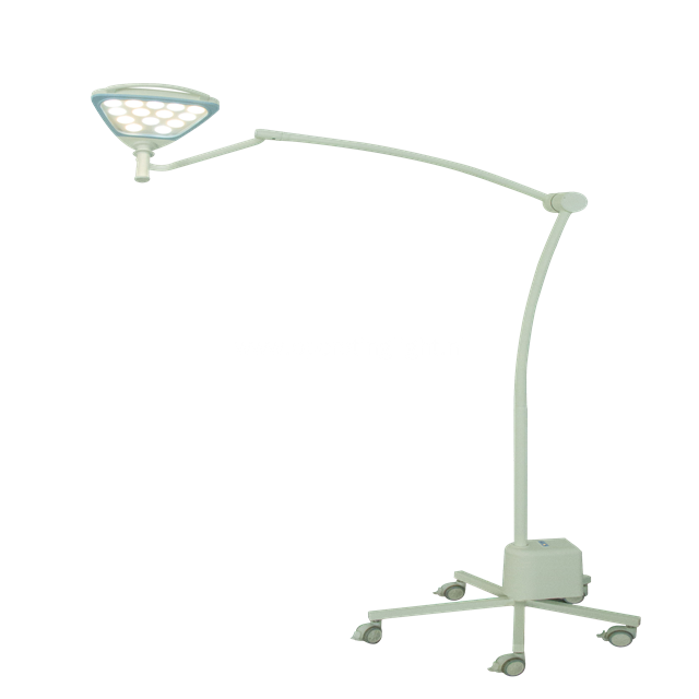 Examination LED Lamp with One Piece of Flower