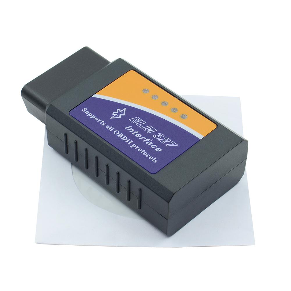 ELM327 bluetooth ELM 327 OBDII Diagnostic Interface OBD2 Auto Car Diagnostic Scanner for android torque software