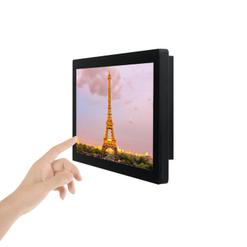15.6 inch fanless PC with touch panel