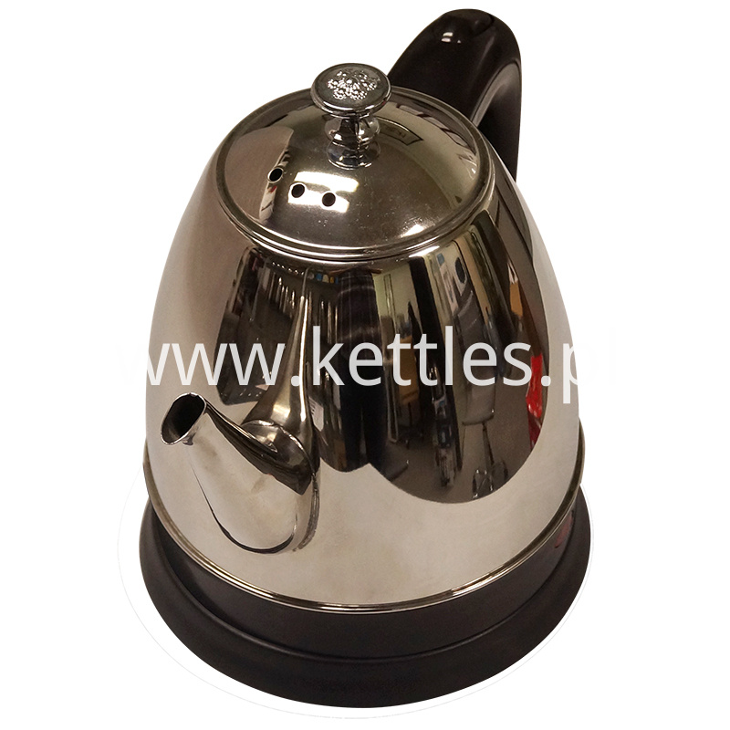 Electric brew kettle