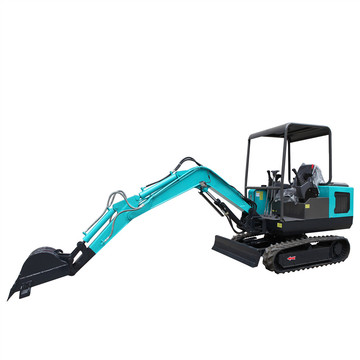 Cheap Mini Digger Machine Digging In Cambodia Hydraulic Control Valve 2 Ton Excavator For Sale