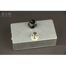 DIY MOD ZVEX Woolly Mammoth Bass Fuzz Pedal Electric Guitar Stomp Box Effect Amplifier AMP Acoustic Accessorie Effectors