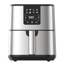 Stainless Steel Digital 5.5L 7L Air Fryer