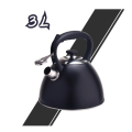 Stainless Steel Tea Kettle easy to hold