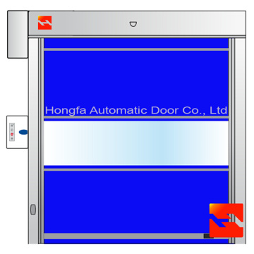 Interior High Speed PVC Hot-sell Door