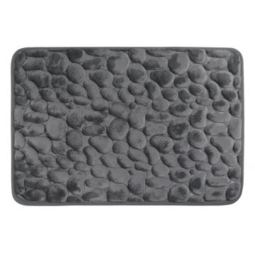 Machine Wash Memory Foam Bath Mat