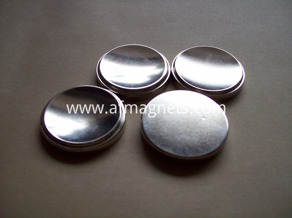 Concave shaped Magnets
