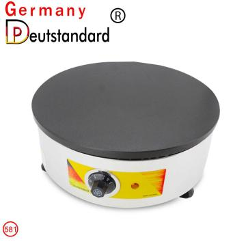 Best selling crepe maker machine non-stick high quality