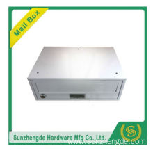 SMB-065SS New design waterproof mailbox with low price