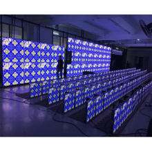 Video display function and screen dimension led panel