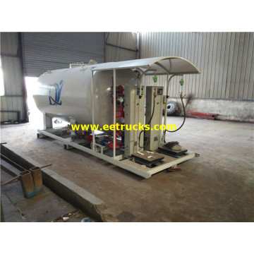 10000L Small Cooking Gas Skid Stations
