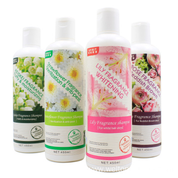 Customized New design private label Natural dog shampoo