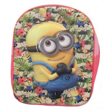 MINIONS EVA 3D BACKPACK-0