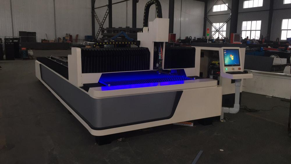 CNC fiber laser cutting machine applications