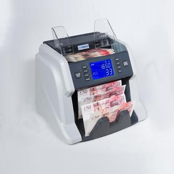 Currency counter piece counting machine