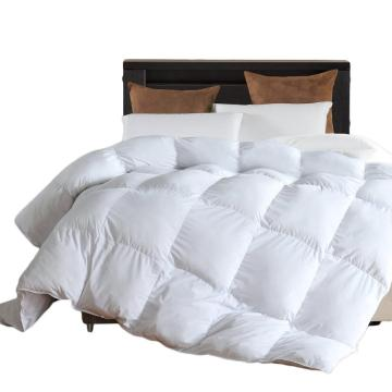 Down Alternative Quilted Queen Size Comforter Bed