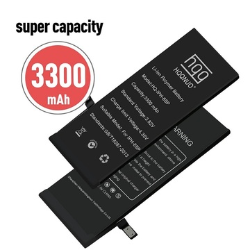 High capacity lithium battery for iPhone 6 Plus