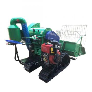 4LZ-0.8 Mini Combined Harvesters Agriculture Price