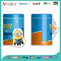 Minions cylindrical money box