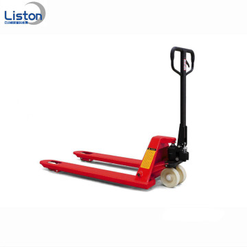 2.5 ton hand transpallet pallet truck lift price