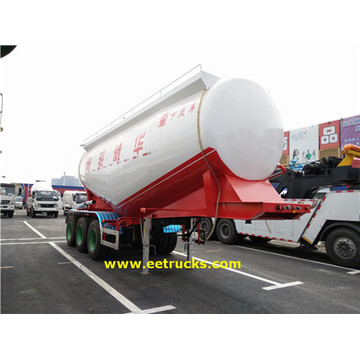 50CBM 35T Powder Tanker Semi-trailers