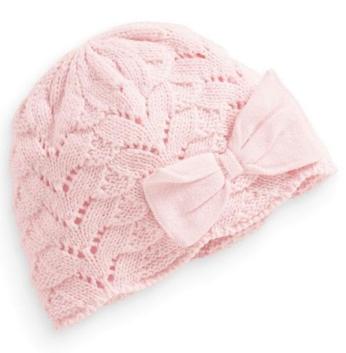 Custom Baby Knit Hat