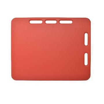 Red Hard Plastic Sorting Panel For Pig Farm